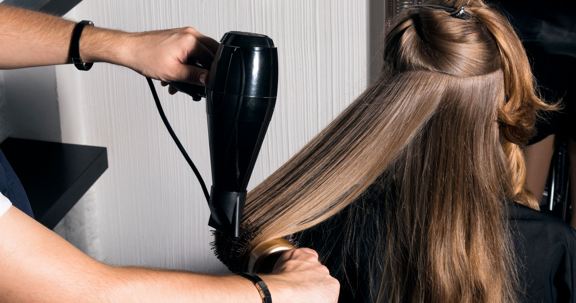 blow dry services